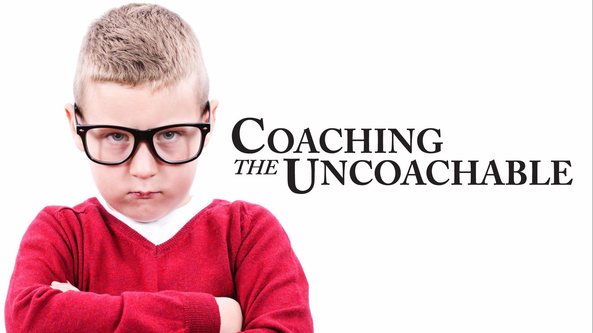 Can the uncoachable be coached ?