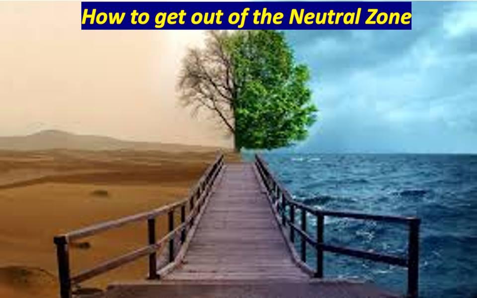 Ηοw to get out of the Neutral Zone